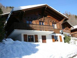 Vrijstaand chalet Valais, Zwitserland, Wallis, Fiesch