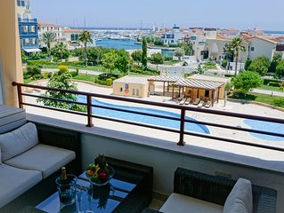 D22 Limassol Marina - Modern and Luxurious Apartment in the Exclusive Limassol M