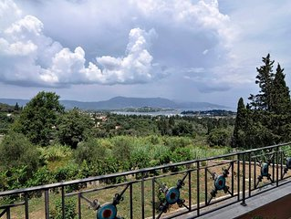 The view from this 4 bedroom family home will leave you speechless!!
