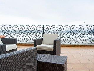 Impresionante piso con vistas a la ria de Foz