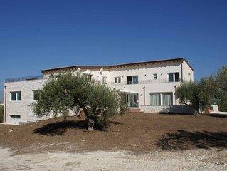 Villa signorile con appartamento vicinanze Marzamemi Oasi di Vendicari