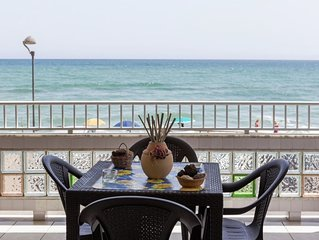 'La CASA sul MARE' WITH AN AMAZING SEA VIEW