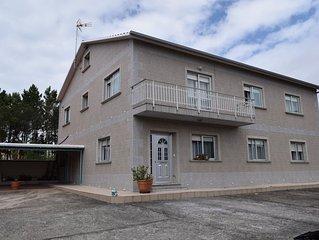 Casa Privada con piscina en Sanxenxo