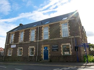 Located within a former police station in Abergavenny this apartment and buildin