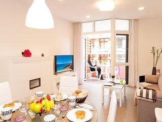 Apartment by the beach las Canteras Sagasta