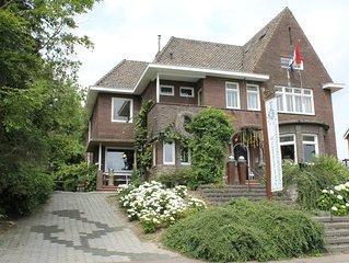 Villa Aurora gelegen in een 5 sterren natuurgebied zuidelijkste puntje Nederland