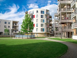 Luxury apartment next to Cambridge train station, close to the centre