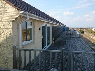 Beachside Holiday Bungalow - situated on a small site adjacent to the beach