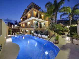 Incantevole Villa con piscina a Marina di Ragusa.