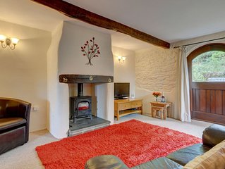 Spacious Holiday Home in Parracombe with Garden
