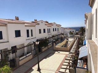 Puerto de las Nieves Agaete beach+wifi by Canarias
