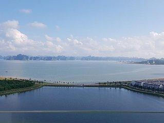 Aurai Home, a luxury view 3BR flat at Ha Long Bay
