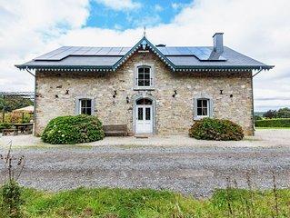 Wonderful Holiday Home in Saint-Hubert with Sauna