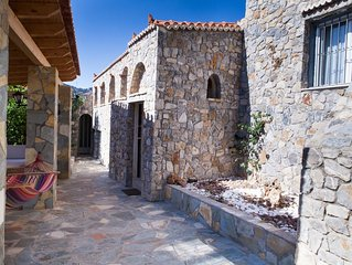 A multisensory experience awaits you in the Greek countryside