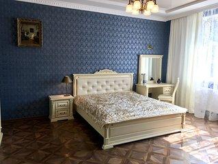 Five Star Lviv Gorgeous Apartment with Garden