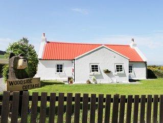 Woodside Cottage, BUCKIE