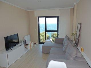 Apartamento romántico con el mar a tus pies