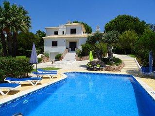 Villa Jardim, Games room, Private pool, Sea view AC, free Wifi