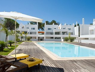 Duplex Penthouse Apartment With Sea Views & Pool - (Brand New Beds for 2019!!)