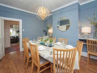 Handsome Victorian house is perfect for a big gathering of family or friends