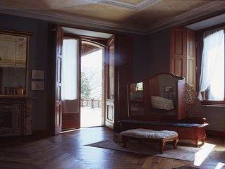 Villa Cernigliaro Suite with Balcony