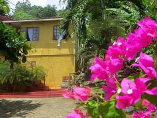 La Familia Guest House, il giardino segreto tra l'oceano e la giungla