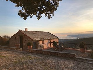 Villa With Fantastic Sea Views, Surrounded By Vineyards CITRA  009022-LT-0083