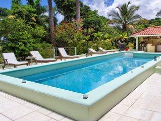 A Beautiful Villa In Englishmans Bay, Tobago