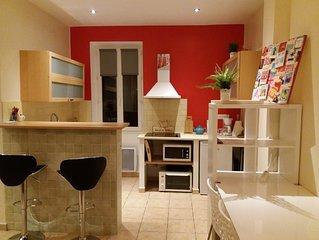 Loue tres bel appartement entièrement équipé et rénové