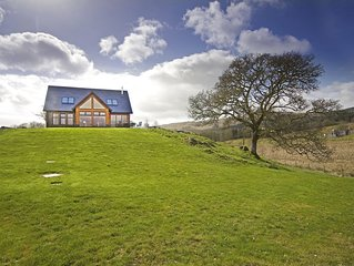 Contemporary Luxury Accommodation in the Village of Kilchrenan.