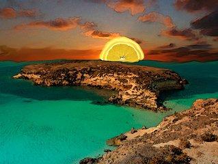 Centralissimo Lemon Holiday 'One',  Lampedusa