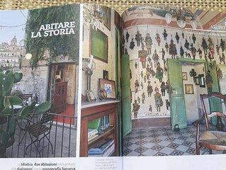La Picciridda ,   Abitare la storia  /Living the history  - Free wi fi