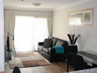 City Sanctuary Apartment