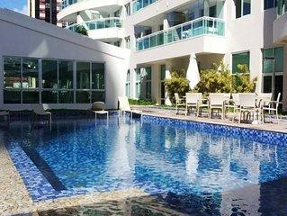 Réveillon Virada Salvador 2020 - Mandarim Salvador Shopping - Luxo 6 piscinas