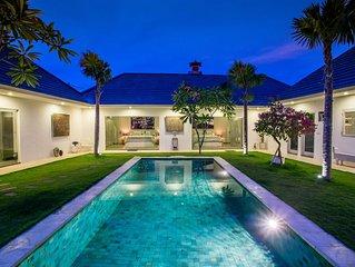 A Brand New Villa 3 Bedroom Near Seminyak;