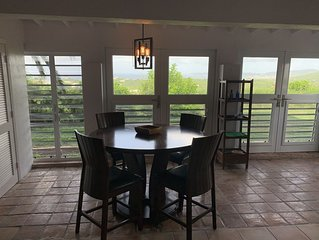St. Croix Buck Island Views - Brand New Remodel, Sleeps 4 - North Shore