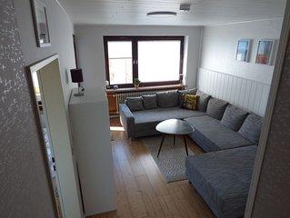 *neu* 2019 Familien Ferienwohnung HARZER SCHØLLCHEN mit Ausblick und Balkon
