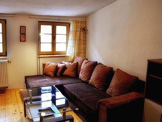 individuell und modern wohnen in alten Mauern