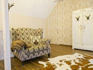 AlpacaView Lodge - Torhaus -