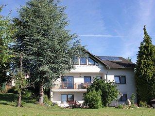 Ferienwohnung 'Haus Hankel' in Waldeck - 4 Sterne-Gemütlich-sonnige ruhige Lage