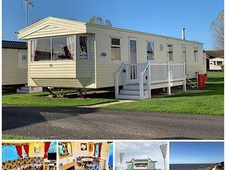 ABI Brisbane. Lovely caravan on award winning 5 STAR Haven holiday park