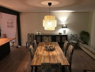 Maison individuelle 3 Chambres, 140 M2, Loggia, Balcon, jardin privatif 800 M2