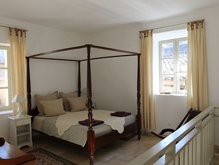 Duplex de Charme / Wifi-AC-Terrasse / Bonnieux Luberon