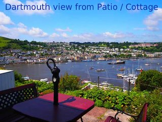 Truly Spectacular Panoramic Views Over R Dart Estuary, Dartmouth from all room
