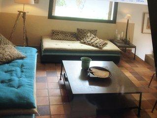 Villa de 100 m2 avec piscine au coeur du maquis  corse