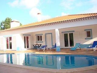Excelente Vivenda Com Piscina - Vale da Telha - Algarve