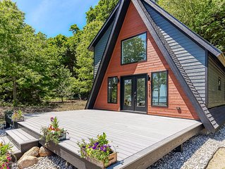 West Bay Modern Cabin