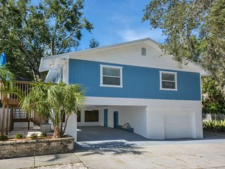 Coastal Dream Vacation Home in the heart of Down Town Tarpon Springs!