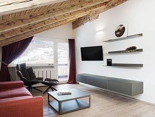 Appartamento nuovissimo a pochi minuti dal centro di Cortina