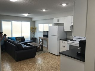 FORT SK. BRAND NEW CONDO SUITE #1 suite 4104 $60